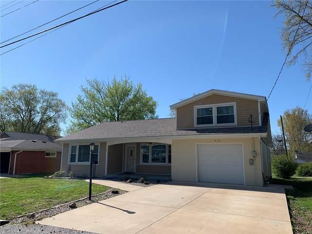 910 E Oak, Greenville, IL 62246 (#20024804) :: Fusion Realty, LLC