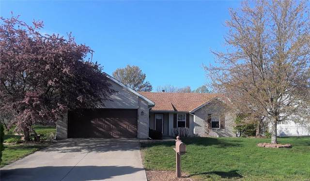 3235 Cloverridge Lane, Shiloh, IL 62221 (#20024869) :: Sue Martin Team