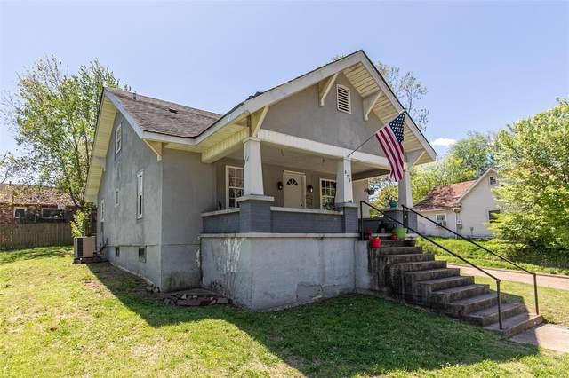 822 Maud Street, Poplar Bluff, MO 63901 (#20024935) :: Parson Realty Group