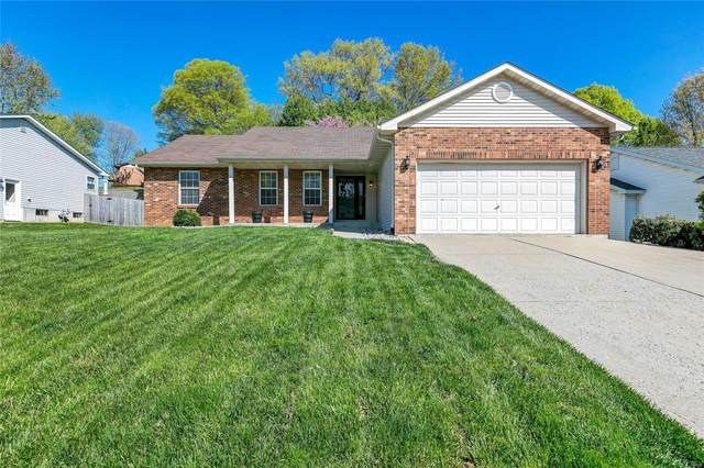 727 E Wood, Columbia, IL 62236 (#20025047) :: St. Louis Finest Homes Realty Group