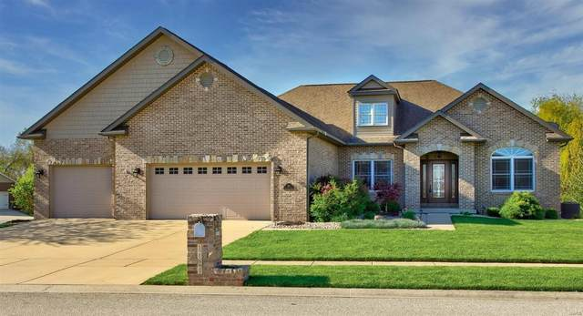 1121 Hightower Place Drive, O'Fallon, IL 62269 (#20025080) :: Kelly Hager Group | TdD Premier Real Estate