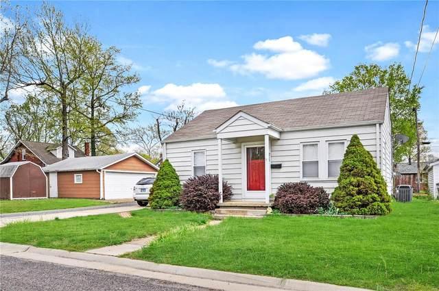 216 W Milton Street, Columbia, IL 62236 (#20025136) :: Clarity Street Realty