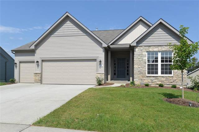 381 Victory Height Lane, Wentzville, MO 63385 (#20025154) :: PalmerHouse Properties LLC