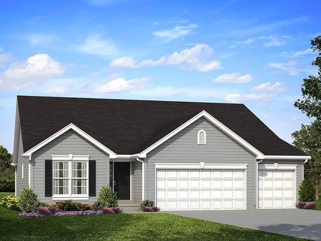 166 Hidden Bluffs Drive, Lake St Louis, MO 63367 (#20025159) :: Parson Realty Group