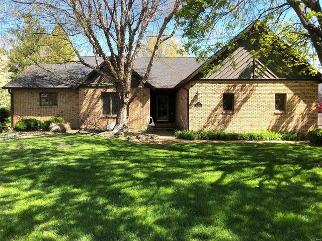 30 Squire Drive, Glen Carbon, IL 62034 (#20025188) :: The Becky O'Neill Power Home Selling Team
