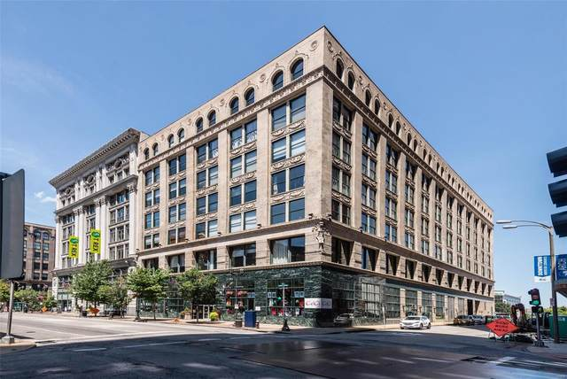 901 Washington Avenue #305, St Louis, MO 63101 (#20025293) :: The Becky O'Neill Power Home Selling Team