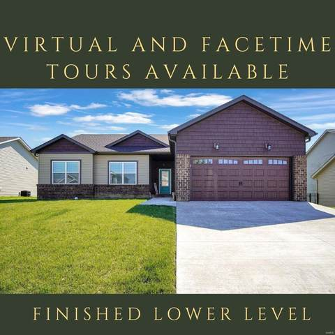 868 Allenbrook Avenue, O'Fallon, IL 62269 (#20025446) :: Kelly Hager Group | TdD Premier Real Estate