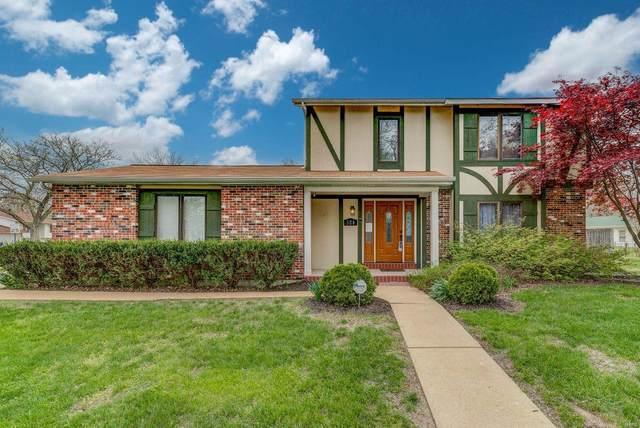 528 Fox Plains Drive, Florissant, MO 63034 (#20025495) :: St. Louis Finest Homes Realty Group