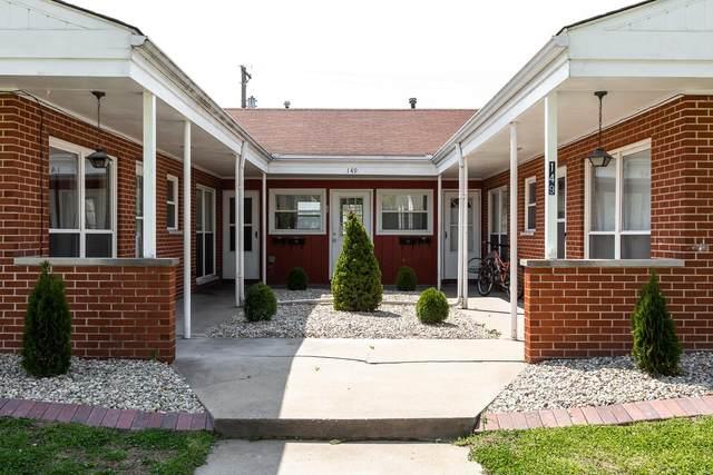 149 Haller Avenue, East Alton, IL 62024 (#20025503) :: Tarrant & Harman Real Estate and Auction Co.
