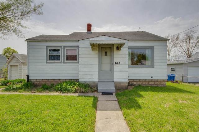 641 Lincoln Avenue, East Alton, IL 62024 (#20025508) :: Tarrant & Harman Real Estate and Auction Co.