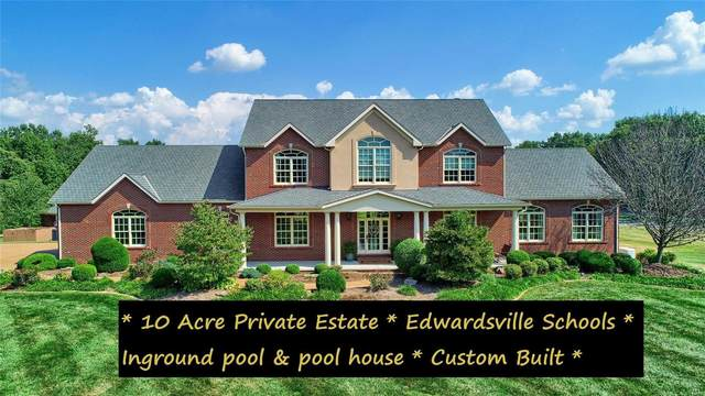 3416 Black Oak Lane, Edwardsville, IL 62025 (#20025523) :: Parson Realty Group
