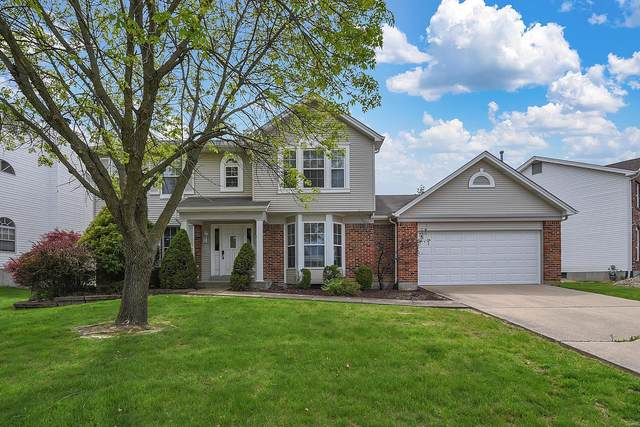 943 Weatherstone Drive, Saint Charles, MO 63304 (#20025567) :: Realty Executives, Fort Leonard Wood LLC