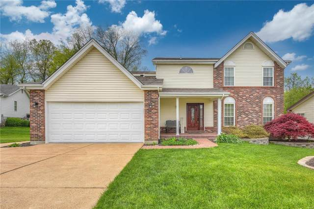 5853 Morning Field Place, St Louis, MO 63128 (#20025630) :: St. Louis Finest Homes Realty Group