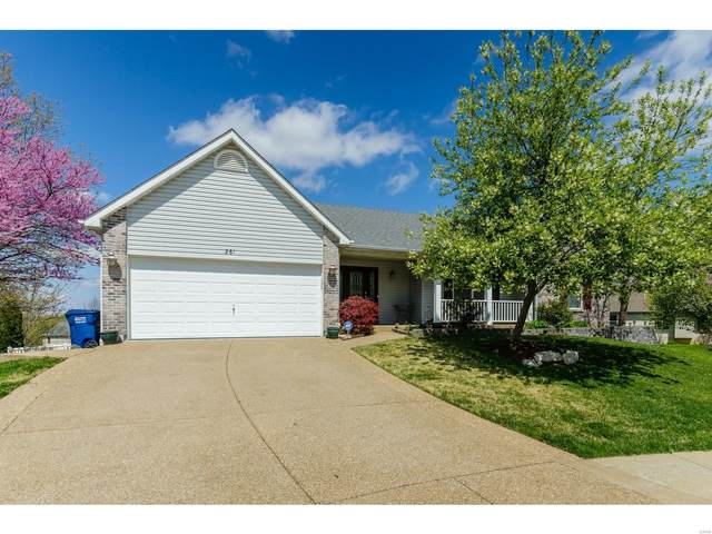 261 Green Summit Drive, Wentzville, MO 63385 (#20025652) :: Kelly Hager Group | TdD Premier Real Estate