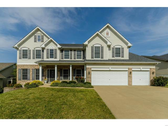 529 Old Moray Place, Saint Charles, MO 63301 (#20025659) :: St. Louis Finest Homes Realty Group