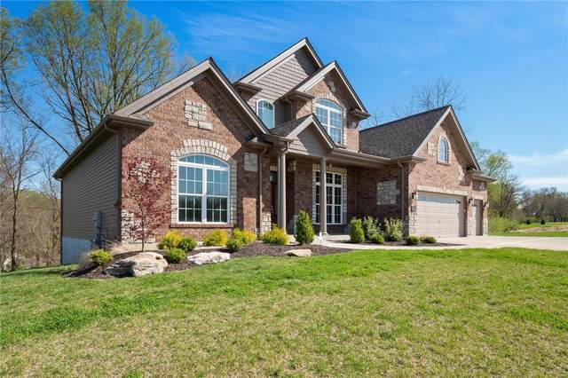 1032 Bellevaux Place, Saint Charles, MO 63301 (#20025695) :: Parson Realty Group