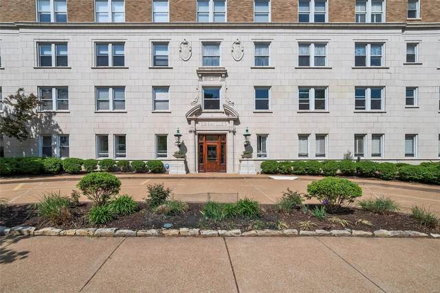 701 S Skinker Boulevard #605, St Louis, MO 63105 (#20025781) :: Parson Realty Group