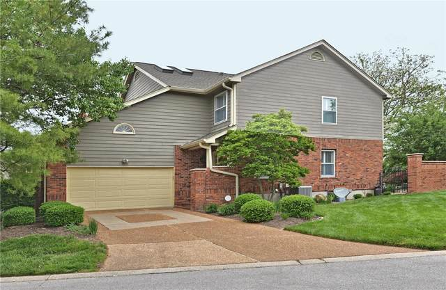 702 Willow Spring Hill Court, Chesterfield, MO 63017 (#20025818) :: Clarity Street Realty