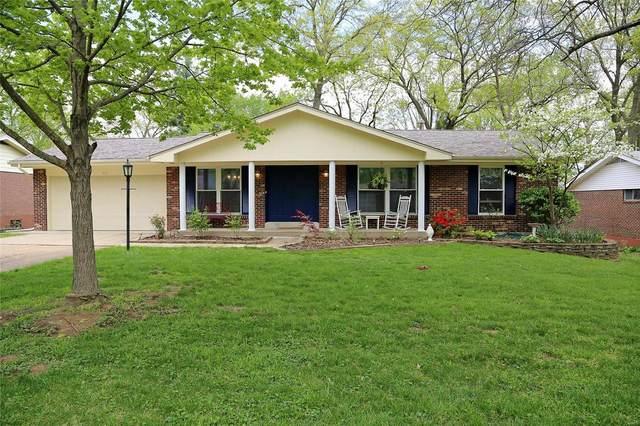311 Cherry Hill, Ellisville, MO 63011 (#20025869) :: Realty Executives, Fort Leonard Wood LLC