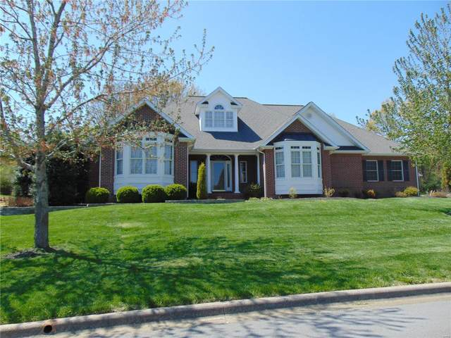 1506 Chart Hills, MARION, IL 62959 (#20025885) :: Parson Realty Group