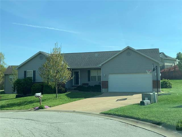 16 Brittany Dail Dr, Union, MO 63084 (#20025893) :: Kelly Hager Group | TdD Premier Real Estate