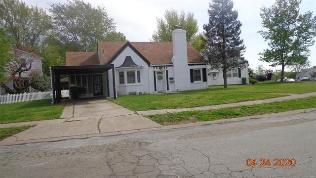 1 Lincoln Boulevard, CHESTER, IL 62233 (#20025924) :: Parson Realty Group