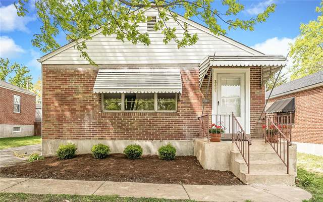 2327 Hill Avenue, St Louis, MO 63144 (#20025926) :: Kelly Hager Group | TdD Premier Real Estate