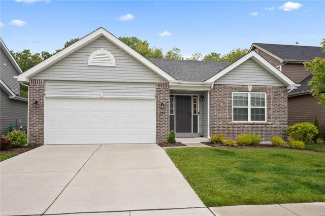 222 Winding Bluffs Court, Fenton, MO 63026 (#20026015) :: The Becky O'Neill Power Home Selling Team