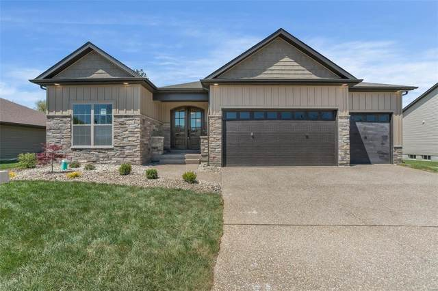 16 Bogey Club Circle, Saint Charles, MO 63303 (#20026069) :: The Becky O'Neill Power Home Selling Team