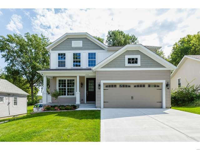 438 Crest Avenue, St Louis, MO 63122 (#20026072) :: The Becky O'Neill Power Home Selling Team