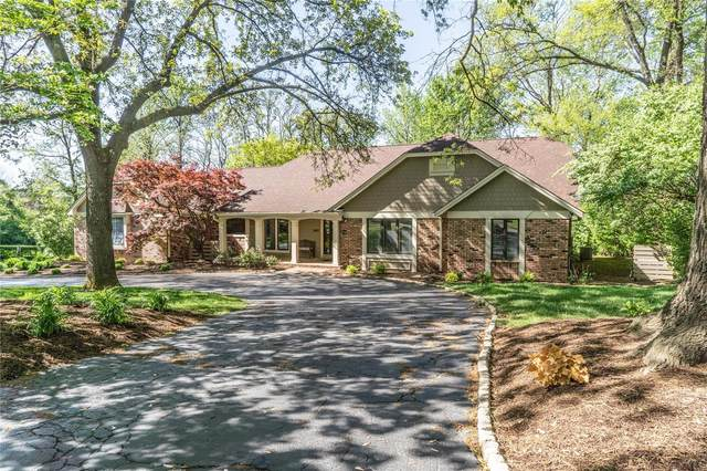 1608 Frontenac Woods Court, Frontenac, MO 63131 (#20026113) :: Parson Realty Group