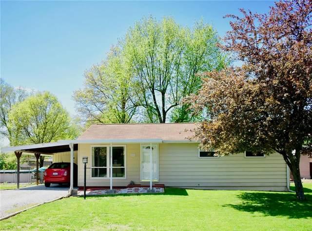 126 Avalon Street, Wood River, IL 62095 (#20026165) :: Fusion Realty, LLC