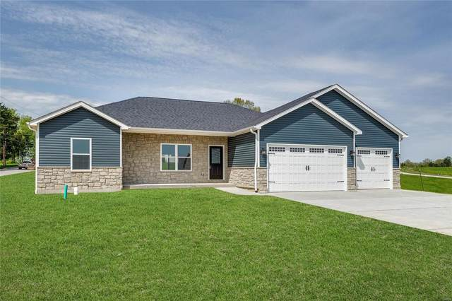 100 Winter Wheat Trail, Pacific, MO 63069 (#20026199) :: Clarity Street Realty