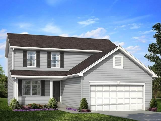 17449 Wyman Ridge Drive, Eureka, MO 63025 (#20026217) :: Parson Realty Group
