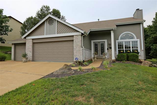 567 Enchanted Parkway, Manchester, MO 63021 (#20026240) :: St. Louis Finest Homes Realty Group