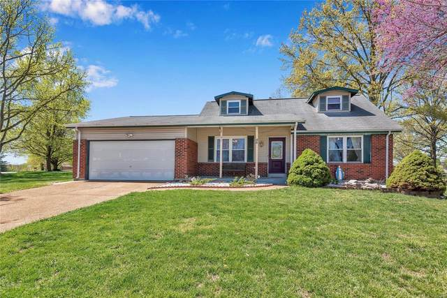 55 W Garden Walk, Saint Peters, MO 63376 (#20026268) :: Clarity Street Realty
