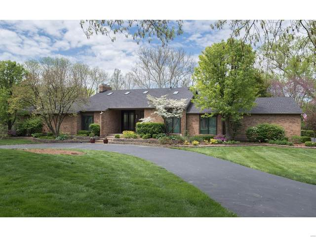 1237 Tammany Lane, Town and Country, MO 63131 (#20026278) :: Peter Lu Team