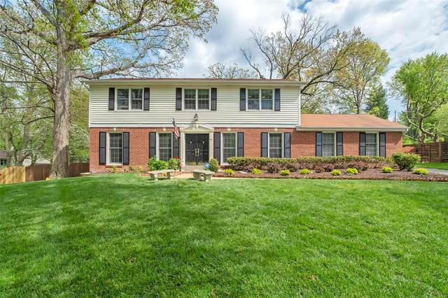 848 Carillon Court, St Louis, MO 63141 (#20026304) :: Parson Realty Group