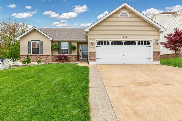 1072 William And Mary Court, Barnhart, MO 63012 (#20026354) :: Clarity Street Realty