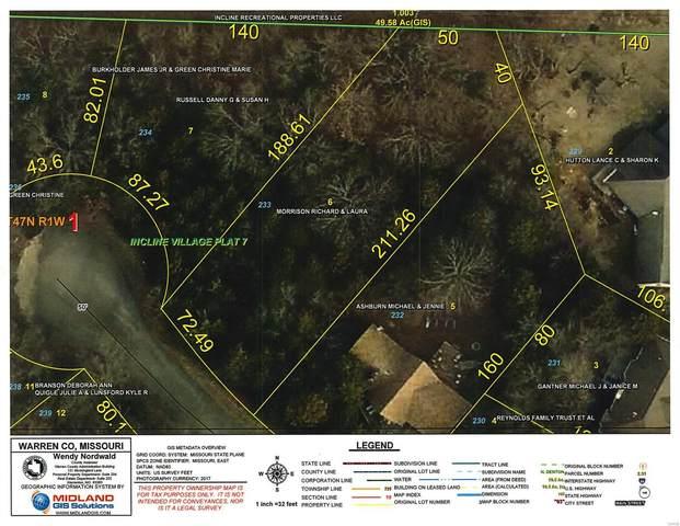 0 Lot 233 Red Cedar Drive, Foristell, MO 63348 (#20026364) :: Barrett Realty Group