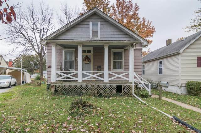 424 N 39th Street, Belleville, IL 62226 (#20026397) :: Kelly Hager Group | TdD Premier Real Estate