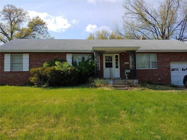 9221 Cottonwood Drive, St Louis, MO 63136 (#20026416) :: Sue Martin Team