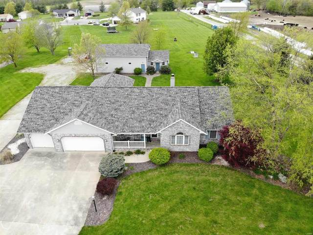 16201 State Highway 111, Brighton, IL 62012 (#20026483) :: Fusion Realty, LLC