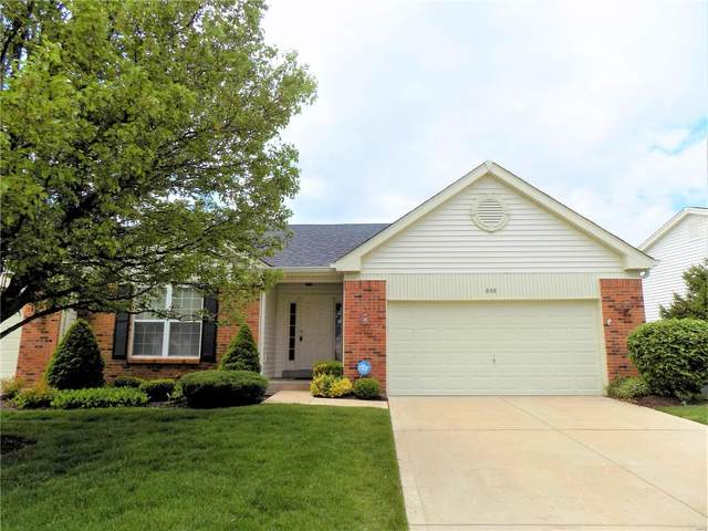 688 Hawk Run Drive, O'Fallon, MO 63368 (#20026484) :: Clarity Street Realty