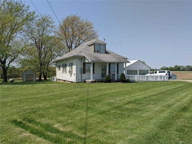 4511 Chester Road, CHESTER, IL 62233 (#20026598) :: Parson Realty Group