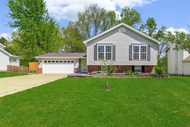 51 Gary Glen Drive, Saint Peters, MO 63376 (#20026627) :: The Becky O'Neill Power Home Selling Team