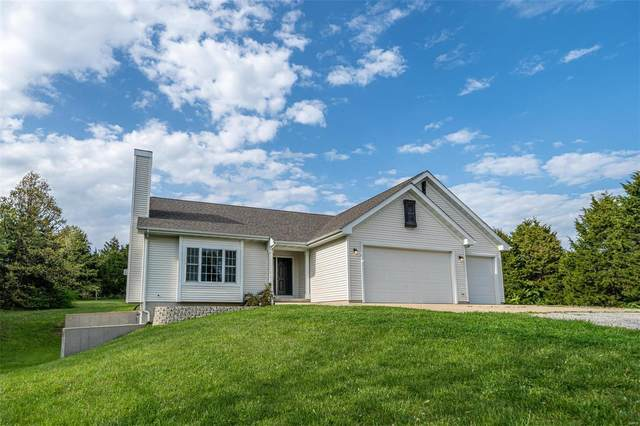 1801 Peacock Road, Saint Clair, MO 63077 (#20026706) :: The Becky O'Neill Power Home Selling Team