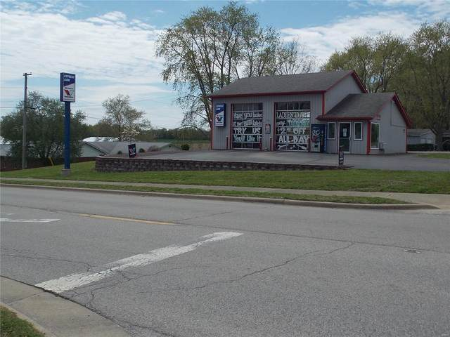 291 12th Street, CARLYLE, IL 62231 (#20026717) :: Fusion Realty, LLC