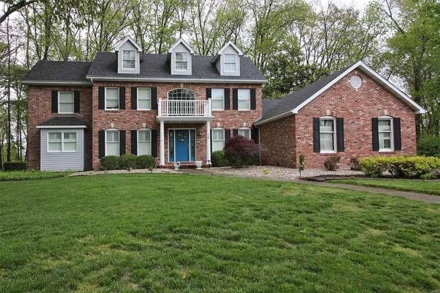 12 Eighth Green Court, Belleville, IL 62220 (#20026775) :: Fusion Realty, LLC