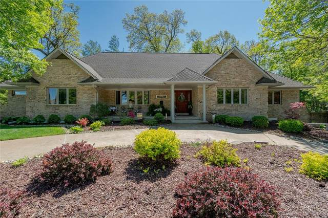 406 Bluff Crest Court, St Louis, MO 63129 (#20026865) :: The Becky O'Neill Power Home Selling Team